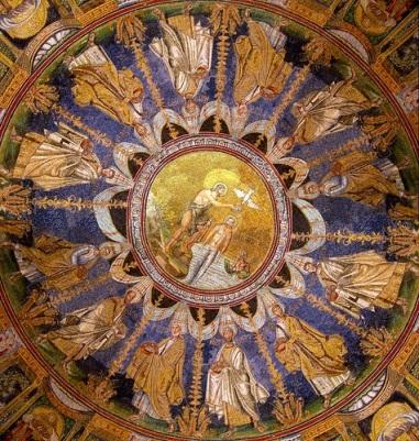 Orthodox Baptristy Jesus