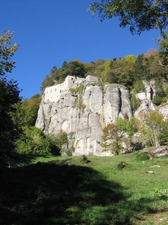 La Verna - the chapels