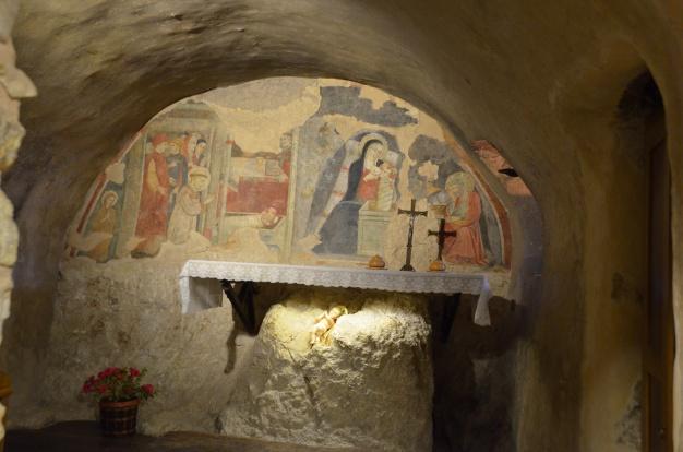 Greccio convent 2