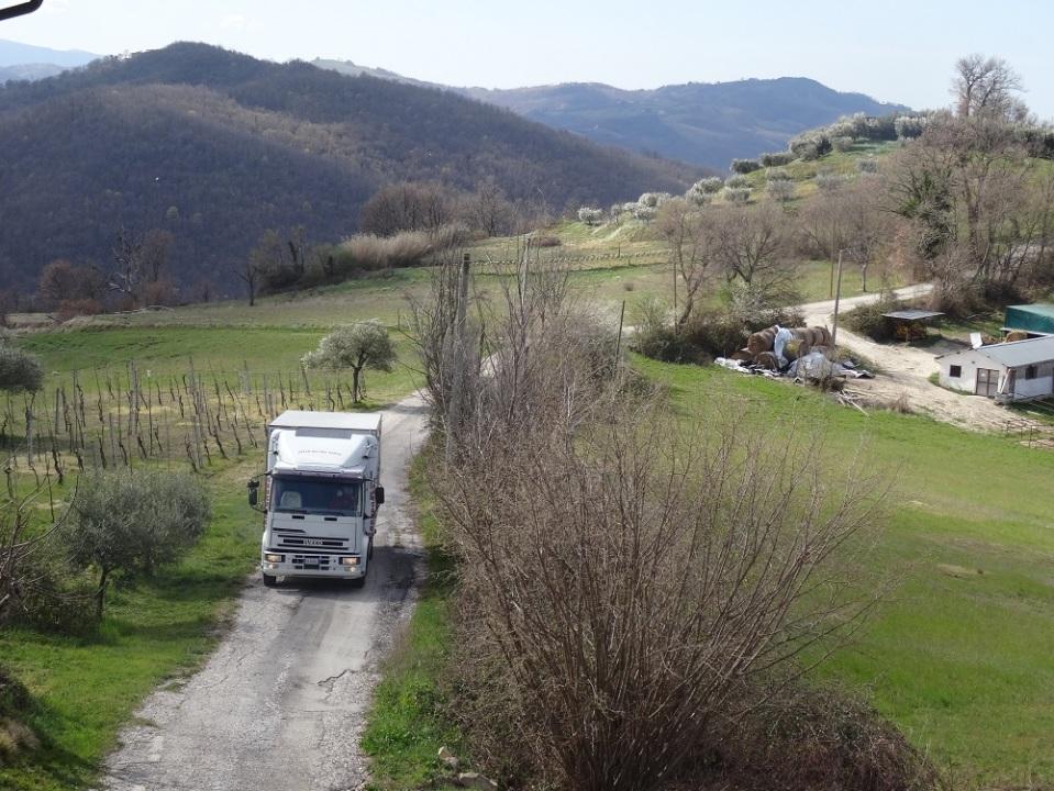Riccardo Truck Arrives